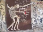 אומנות רחוב – SMD הסטייל חייב למות: הסצנה הסוריאליסטית