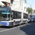 רה ארגון בתחבורה הציבורית: פעימה שנייה מתוך שלוש.
