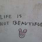 אומנות רחוב – מיקי מאוס פסימי