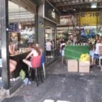 שוק הכרמל בראי כרם ישראל וכרם התמנים.