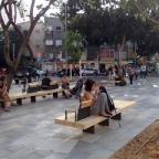 מרחב עירוני וציבורי בתל אביב