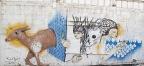 אומנות רחוב – מגרשי חניה.