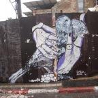 אומנות רחוב – ענקים