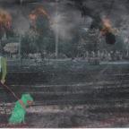 אומנות רחוב: חורבאני