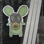 אומנות רחוב – הגיבורים של מיקי