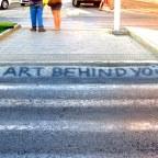ART BEHIND YOU