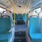 תחבורה ציבורית: פיילוט אוטובוס חשמלי בקו 5