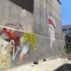אומנות רחוב: UNTAY – סדרת הבנדנות